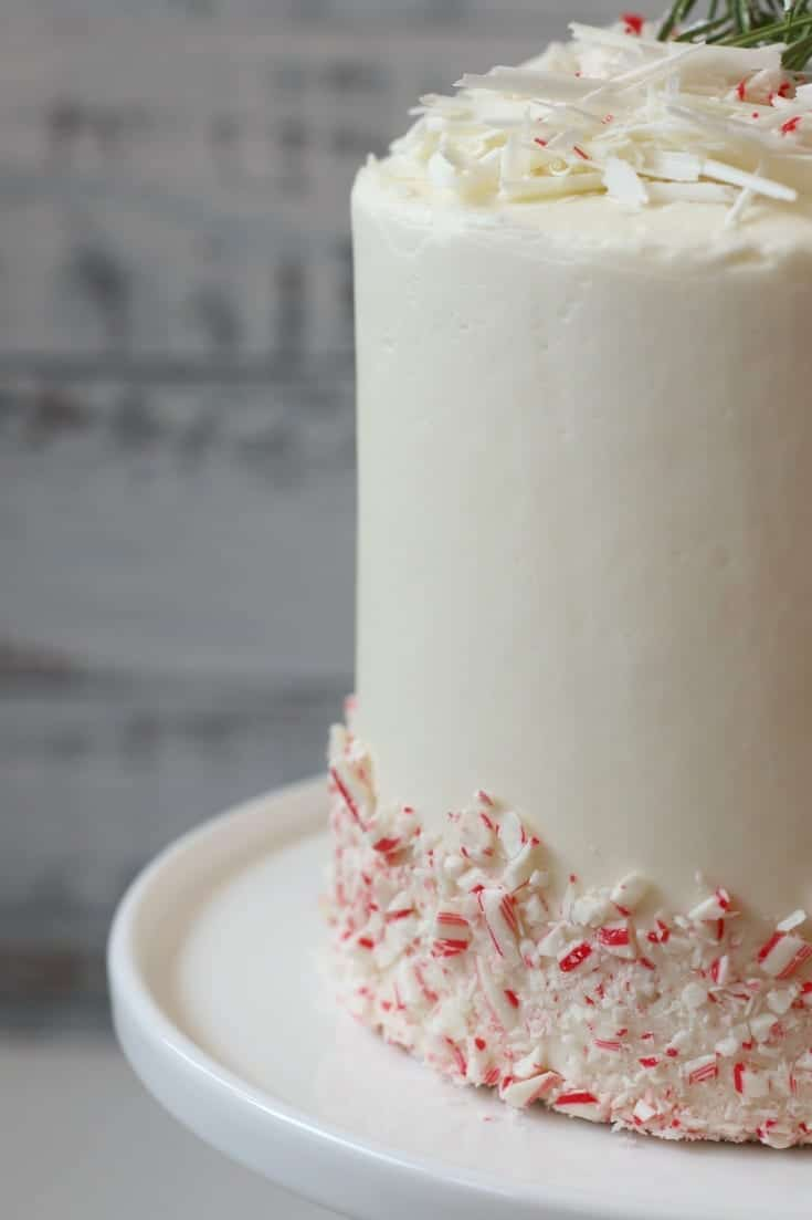cake recipe for holiday entertaining