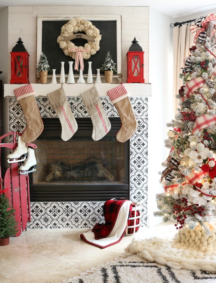 Best Christmas Home Tour Decorating Ideas