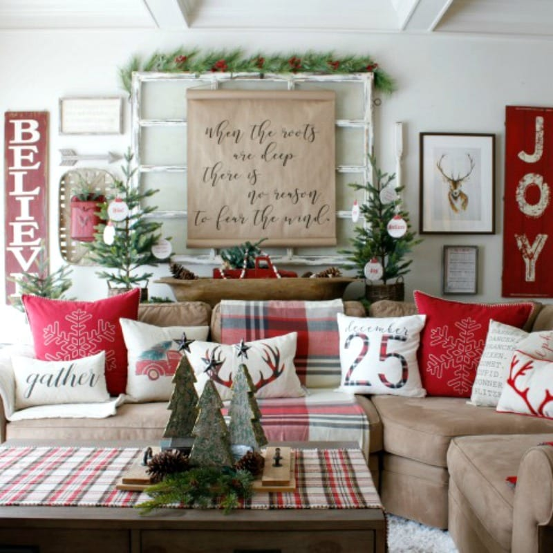 Most Merry & Bright Christmas Decorating Ideas