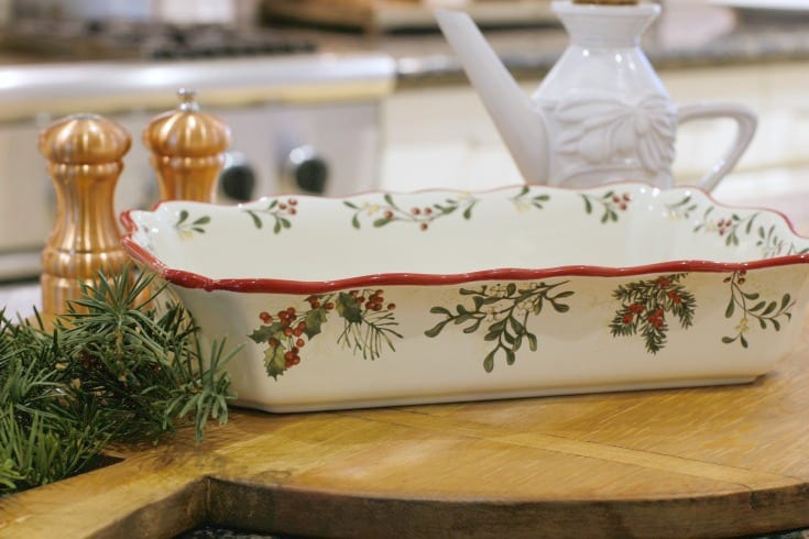traditional holiday bakeware
