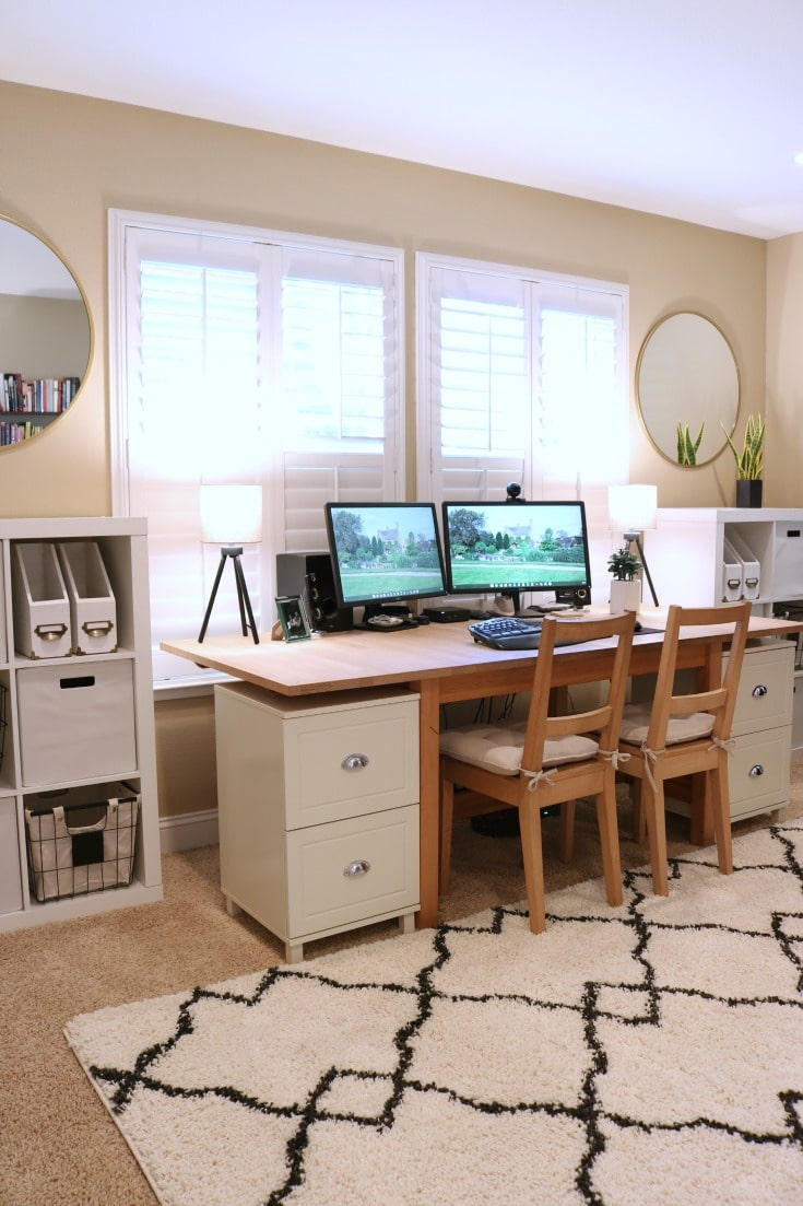 Dream Home Office Makeover