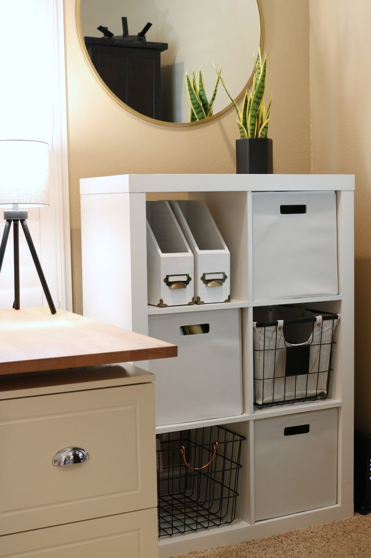Budget dream home office makeover