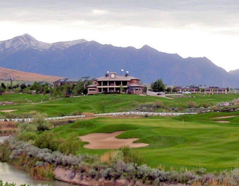 Thanksgiving Point Golf Club Utah