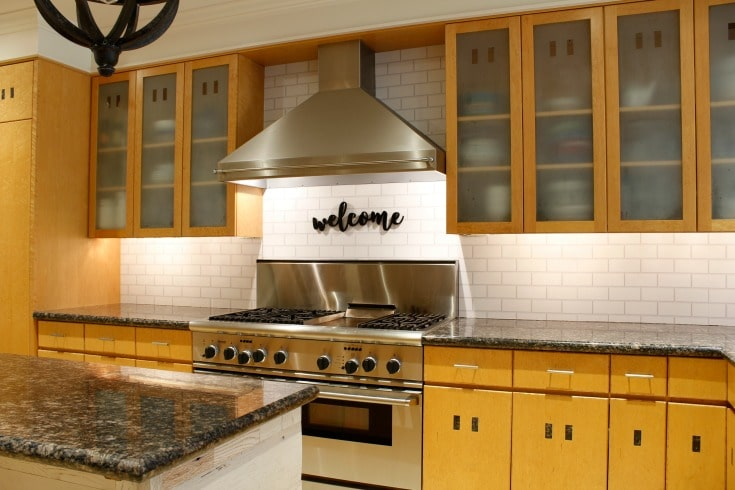 before photo modern kitchen pro painting tips