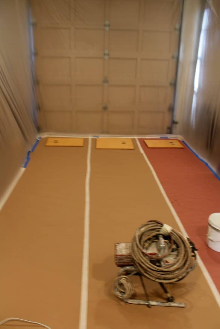 spray tent pro painting tips