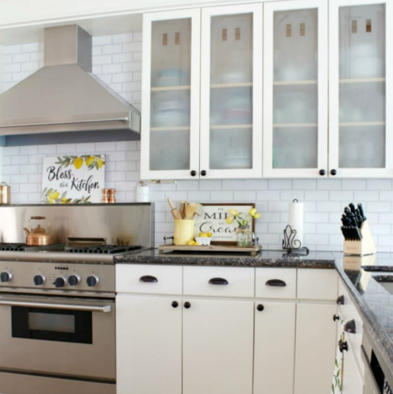 How To Paint Kitchen Cabinets Like A Pro The Design Twins