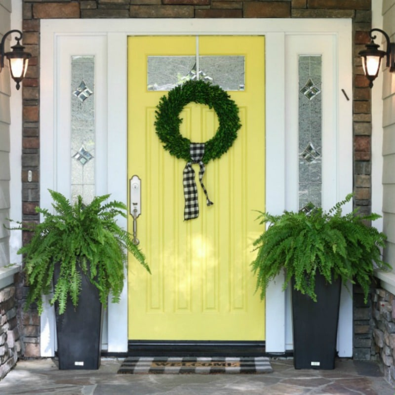 Best Painting Advice: How to Paint Your Front Door