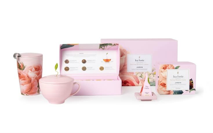 gift set jardin collection