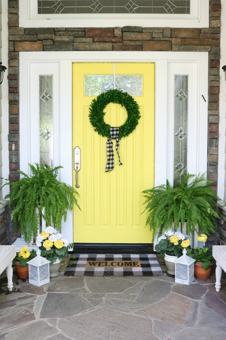 All your front door painting questions answered!