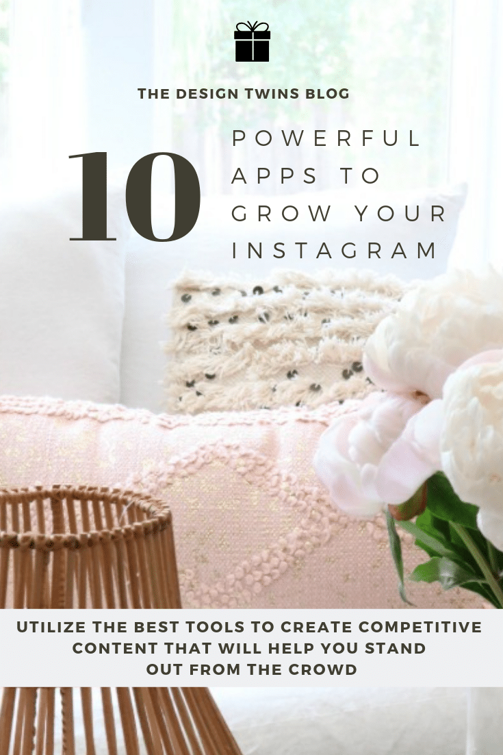 10 Powerful Apps to help grow your Instagram in 2019 create killer content and set your IG account apart from the crowd pin