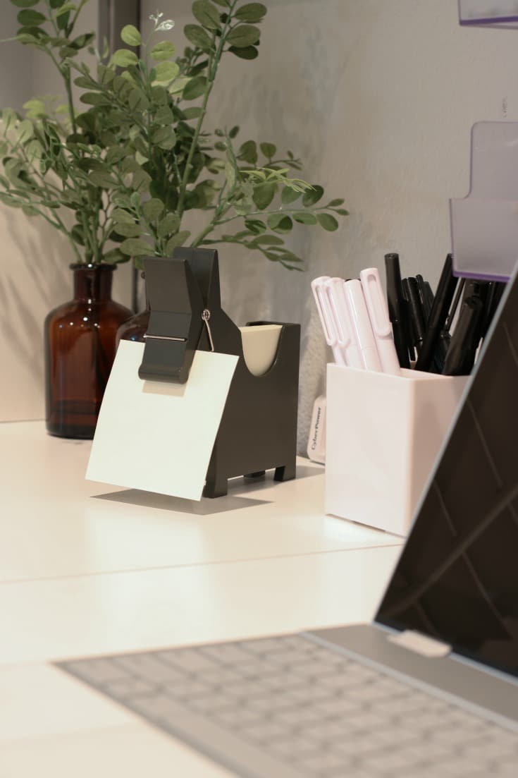 organized and fun desk accessories