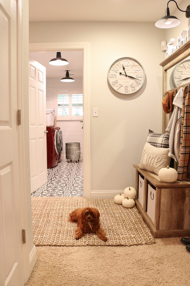Your entryway problems solved with budget decor and furniture