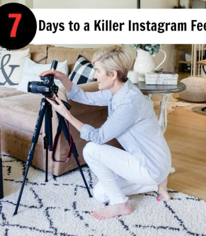 Increase your engagement and up your Instagram game with our valuable tips in just 7 days