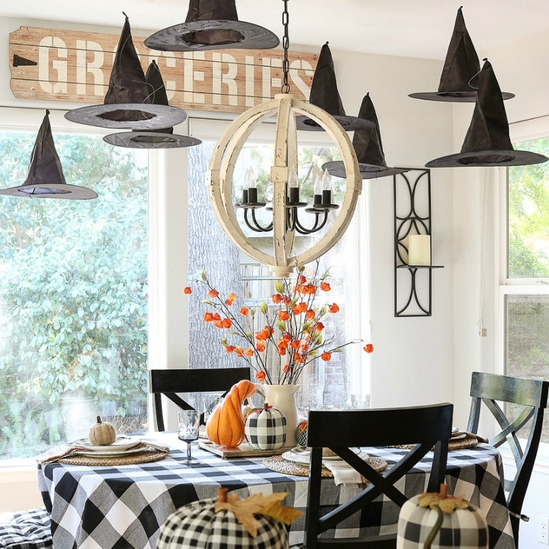 How to Get Spooky for Halloween: Decor on a Budget