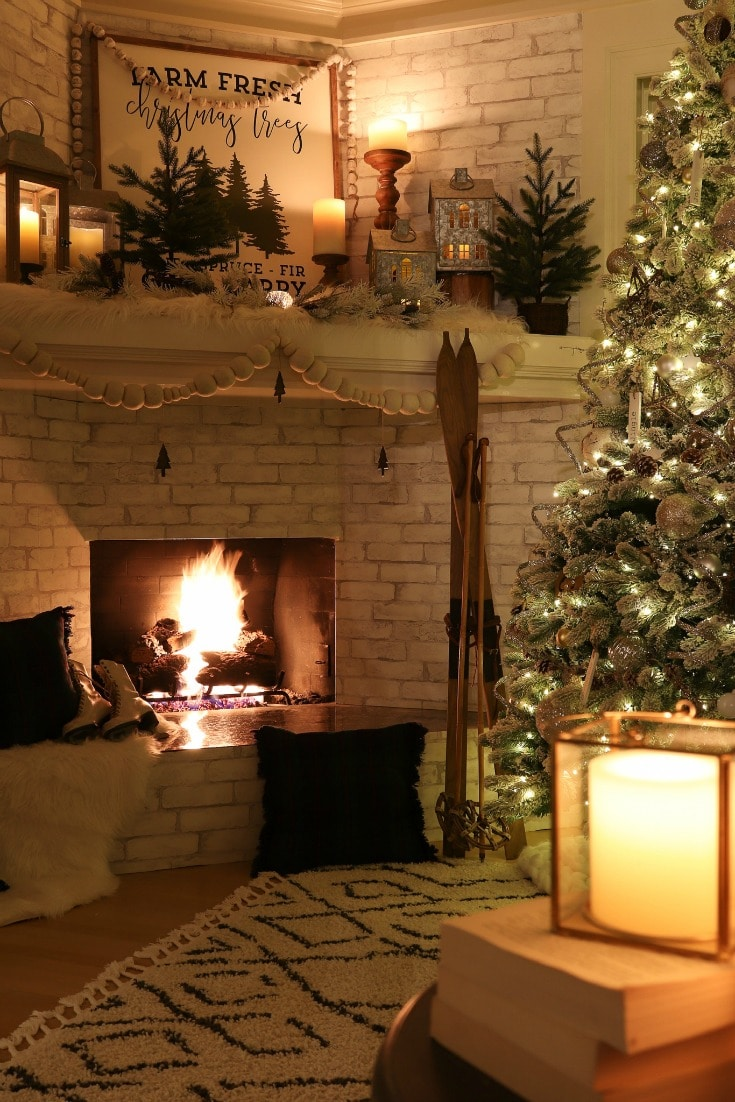 Create a cozy christmas this year with these budget decorating tips
