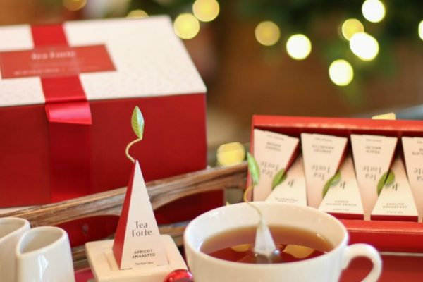 Bring Christmas cheer to friends and family with Warming Joy Tea gifts from