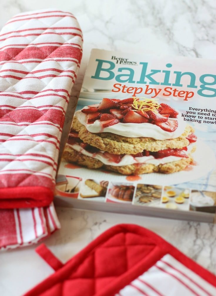 give the gift of baking lessons and tips to your niece or nephew just getting into baking