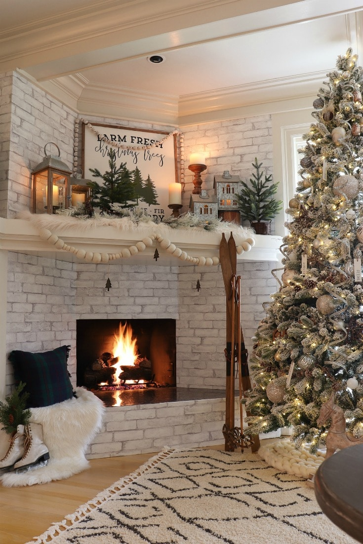 How to Decorate For Christmas on a Budget - The Design Twins