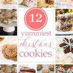 assortment of beautiful Christmas cookie recipes