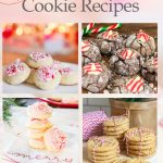 12 beautiful cookies for Christmas