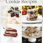 Beautiful holiday Christmas cookie recipes