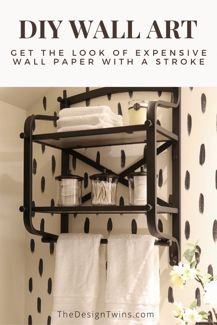Makeover your small space with affordable tips and our easy DIY Wall art tutorial