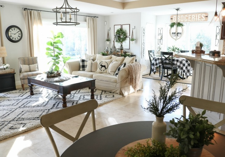 learn how to redesign a room on a budget with Better Homes and Gardens furniture