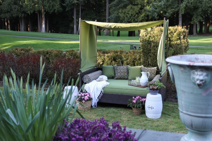 create powerful socializing destinations in your backyard