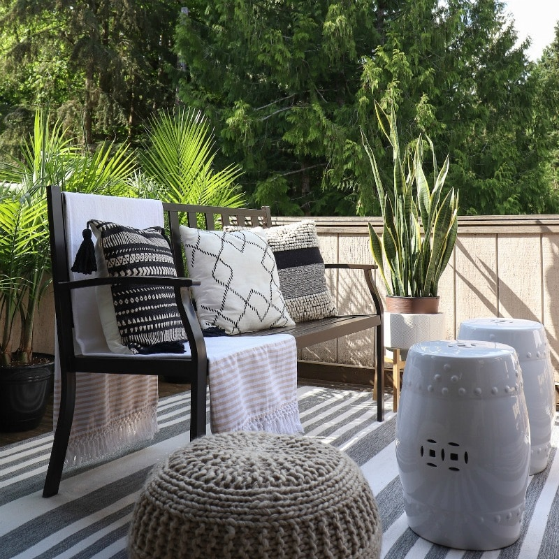 How to Make the Most of a Small Patio Space