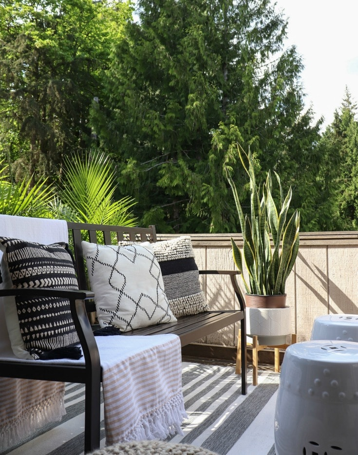 shop Better Homes & Gardens collection at Walmart for budget-friendly patio decor