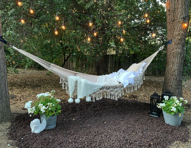 DIY Hammock project for a easy weekend project