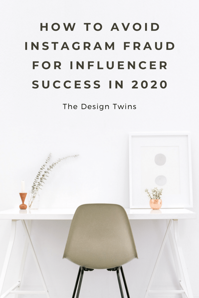 How to Avoid Influencer Fraud for Instagram Success in 2020 pin