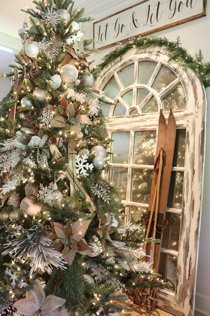artificial Christmas tree to love for years