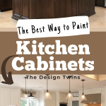 kitchen cabinet transformation before and after