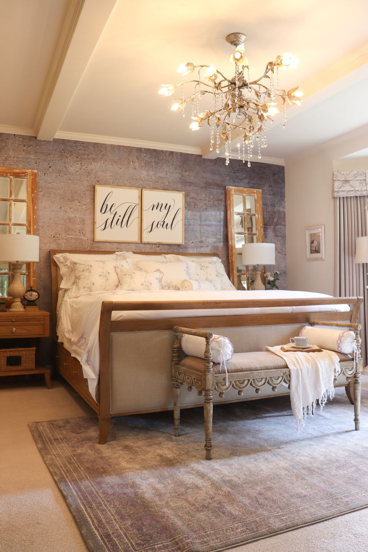 bedroom transformation with luxury bedroom furniture