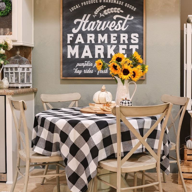 How to Get Inspired with Buffalo Plaid and Decorate your Home Creatively